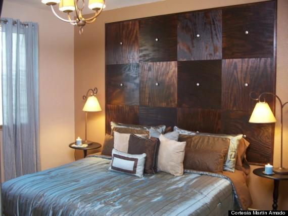 Dormitorios rusticos de piedra mampostera de piedra - Cabeceros de piedra ...