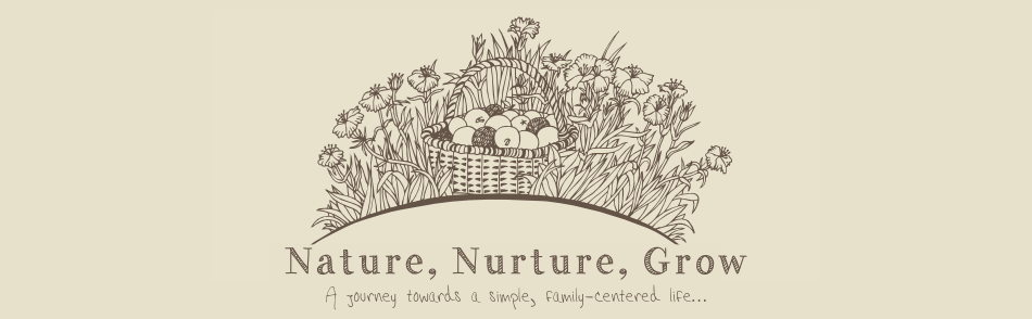 Nature, Nurture, Grow