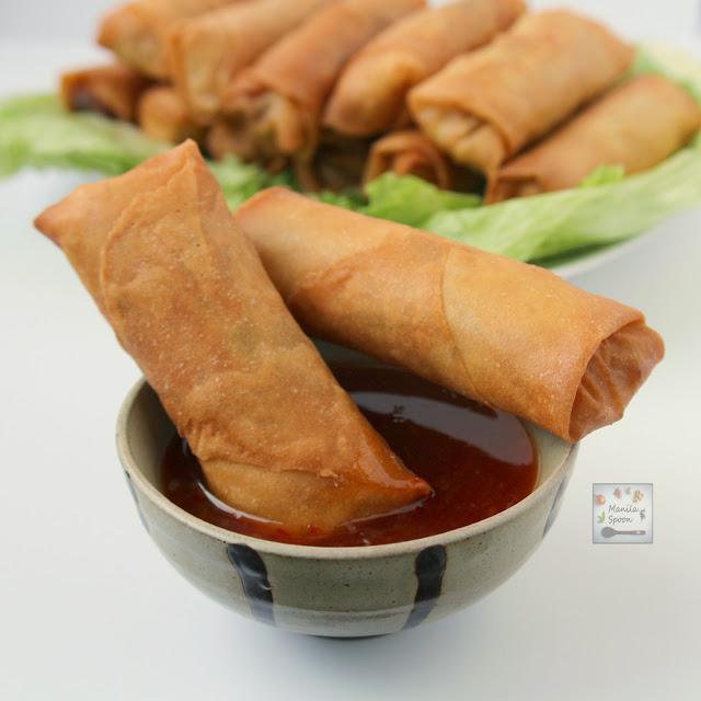 Lumpia (Filipino Vegetarian Spring Rolls)   Manila Spoon