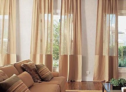 El feng shui los pisos alfombras y cortinas ana maria - Colores de cortinas ...