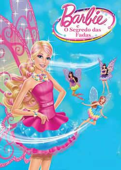 Download Barbie e o Segredo das Fadas DVDRip RMVB Dublado