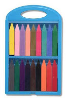 Melissa and Doug Jumbo Take Along Crayon Set