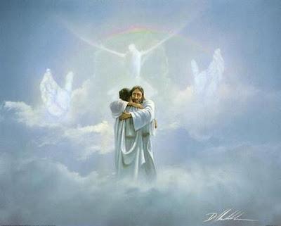 Tuhan Menyambutku dengan kasih-Nya