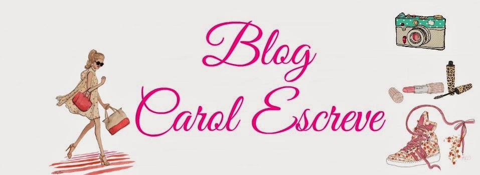 Blog Carol Escreve