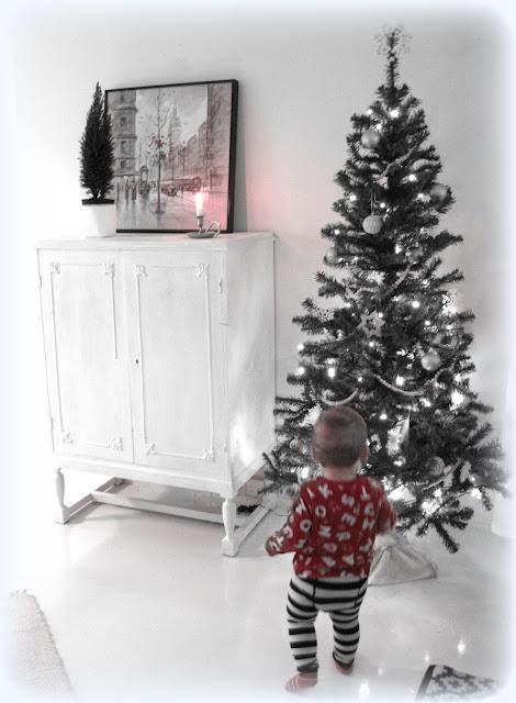 vaalea joulu