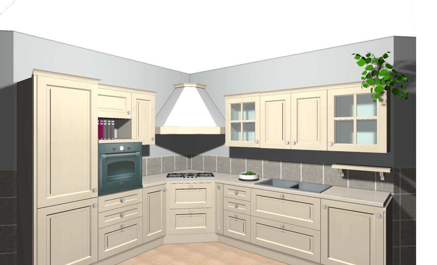 Veneta cucine milano lissone veneta cucine modello new memory - Cucina veneta milano ...