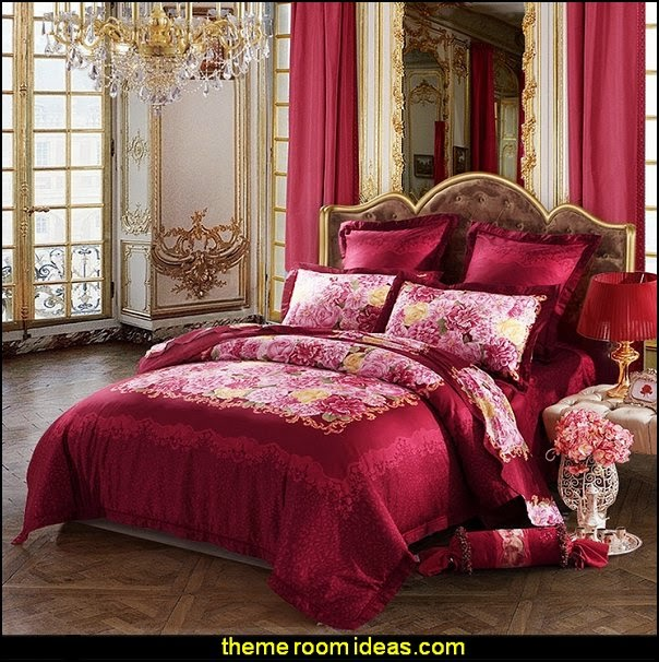 Lovo Filia Marie Antoinette Style Theme Decorating Ideas