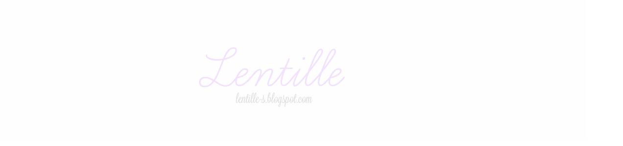 Lentille