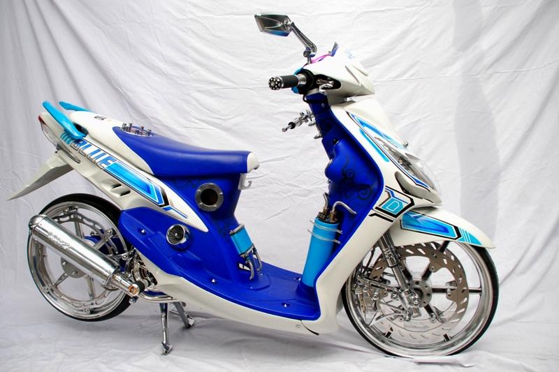 Yamaha Mio Modifikasi Terbaru title=