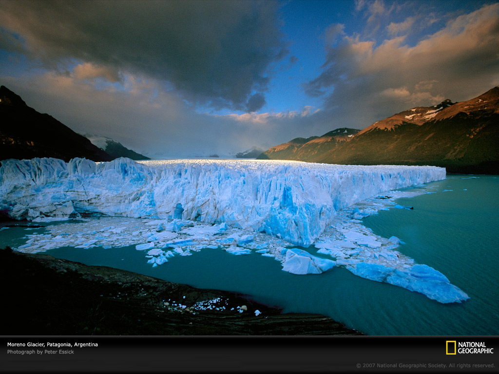 10 glasier tercantik di dunia
