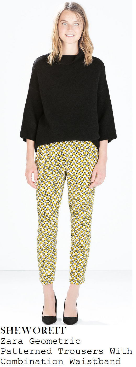 lucy-mecklenburgh-yellow-and-orange-geometric-print-tailored-trousers-lorraine