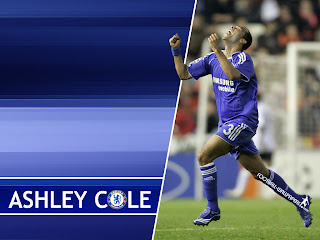 Ashley Cole Chelsea Wallpaper 2011 1
