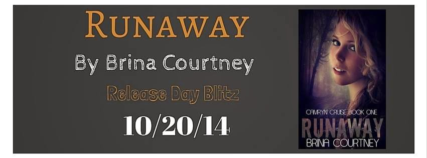 Release Day Blitz: Runaway by Brina Courtney