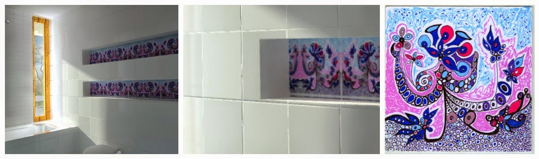 BATHROOM TILES SUGLERI
