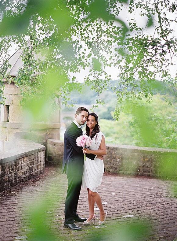 Kasteel van ruisbroek wedding