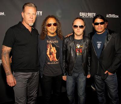 Metallica ahora es libre
