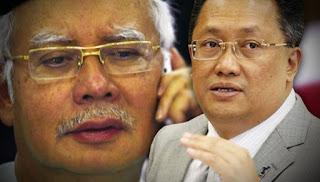 Rahman seolah sahkan wujud draf pertuduhan ke atas Najib