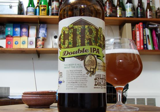 kern river citra double IPA
