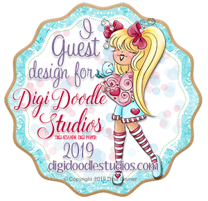 Digi Doodle Studios Guest Designer