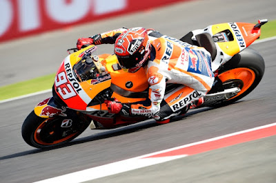 Hasil Lengkap Latihan Bebas 1 MotoGP Misano, San Marino 2015