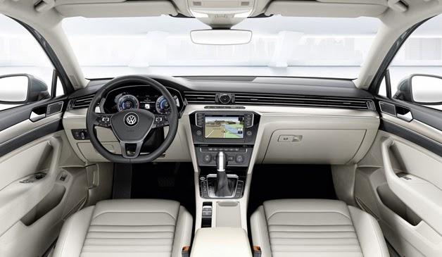 VW Passat 2015 INTERIOR