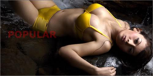 Elvi Novietha- Indonesia  Model