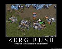 Zerg Rush Google