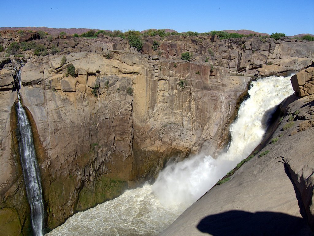 White River South Africa  city photos : Alam Mengembang Jadi Guru: Air Terjun Indah di Dunia IV