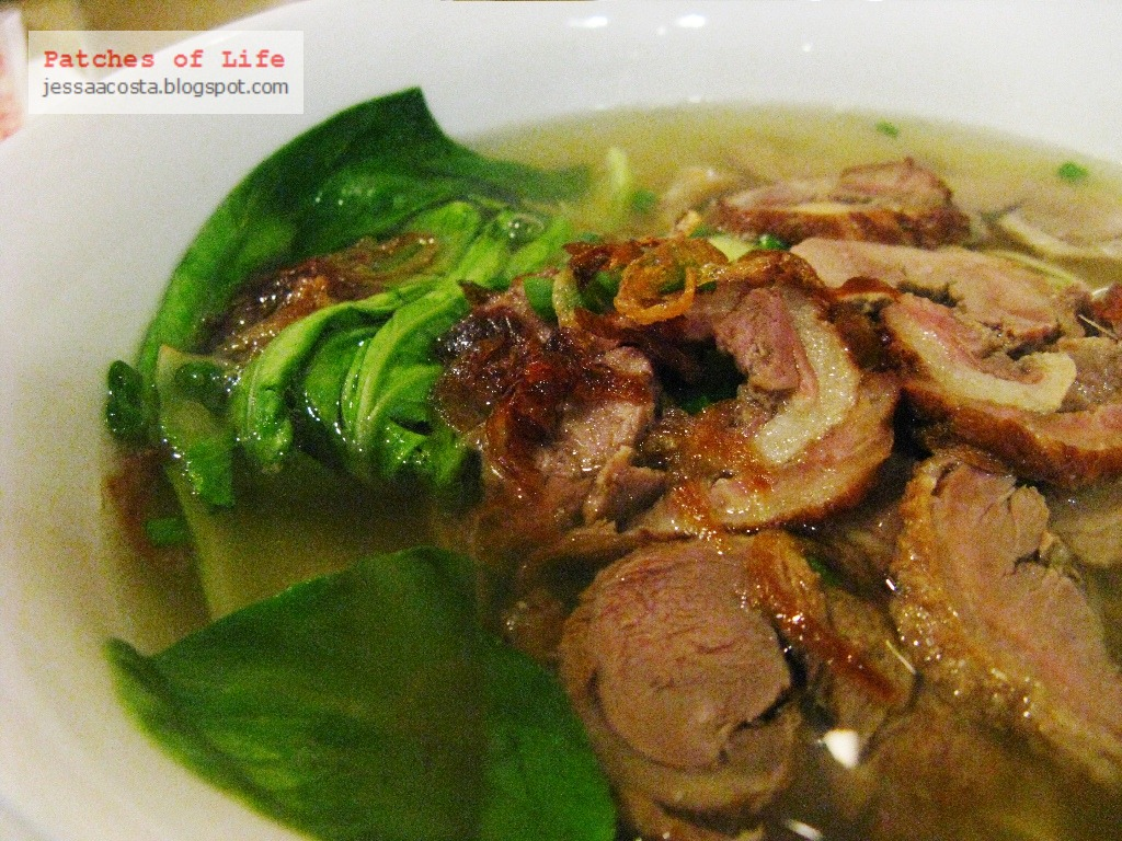 Pho Bac: Four Seasons Noodle, Duck Soup, and more - Patches of Life