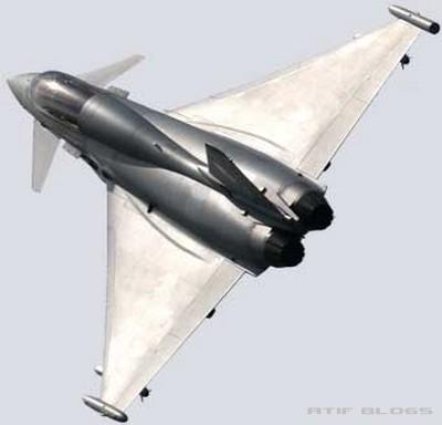 Eurofighter Typhoon-the European Jet Fighter