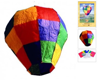 experimente in schule und kindergarten ballon mit papierh lle selber bauen und steigen lassen. Black Bedroom Furniture Sets. Home Design Ideas