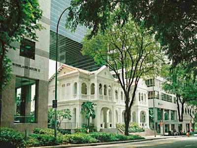 Hotel di SIngapore dekat Orchad