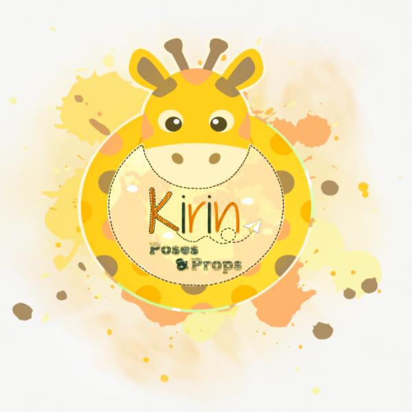 Kirin Poses & Props