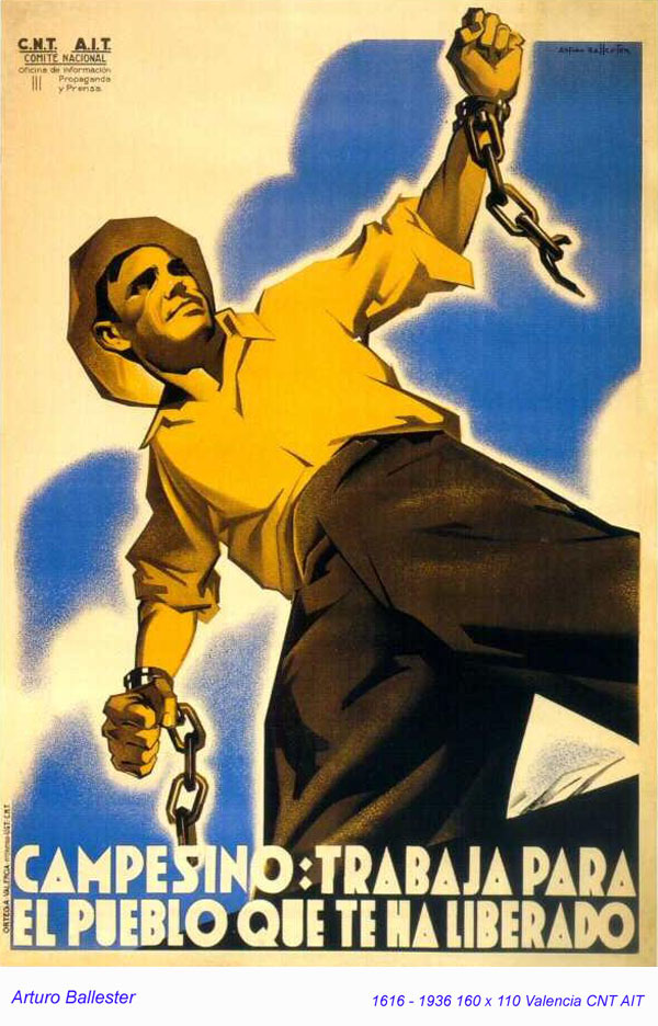 Aragon Trabaja Y Lucha [1936]
