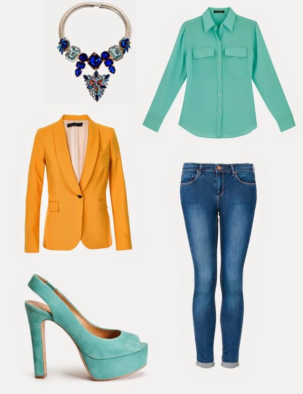 Just ladies ideas para vestir en primavera for Ideas para vestir
