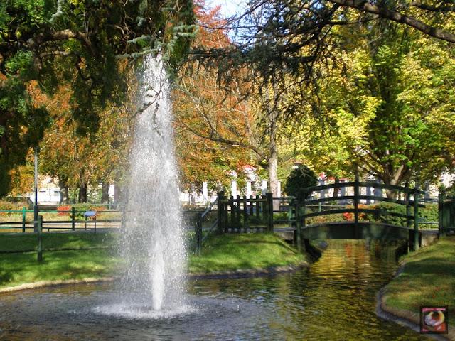 Parque Arenatzarte, Güeñes, Bizkaia