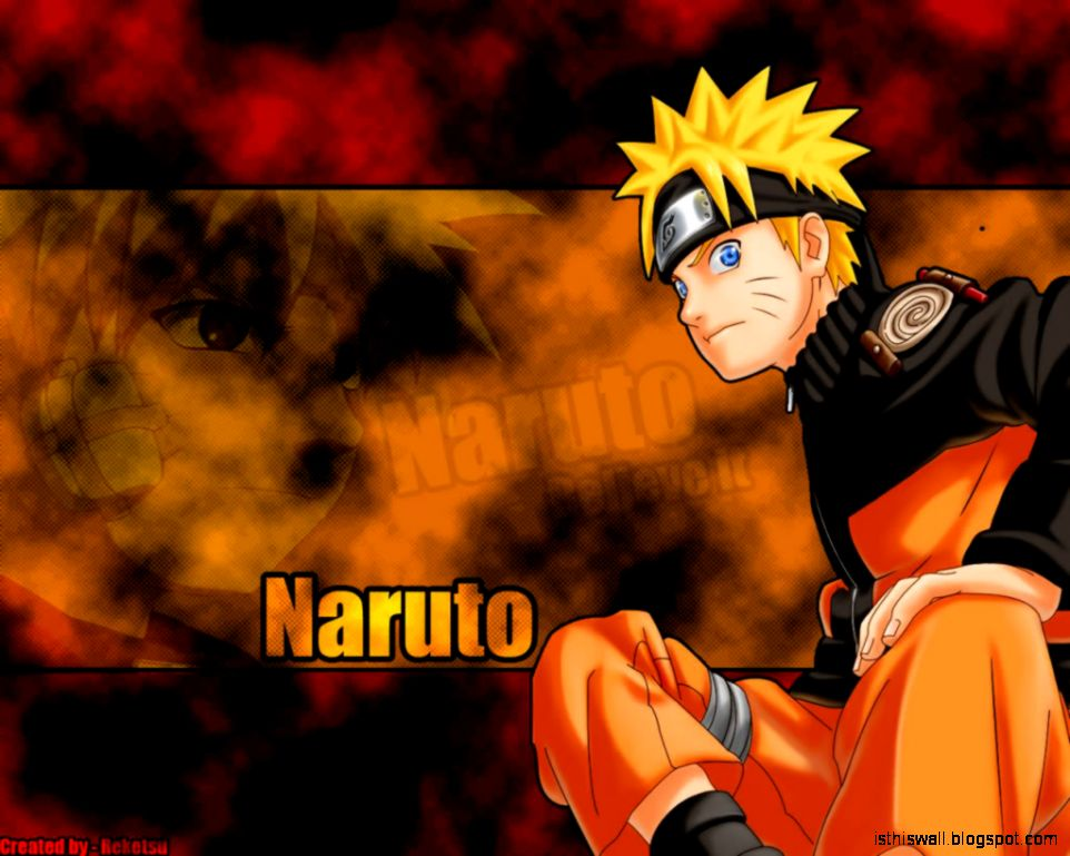 Naruto Uzumaki Wallpaper HD 750 Wallpaper  Free HD Wallpapers