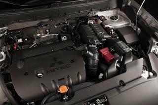 Mitsubishi Outlander Sport 2.0 liter engine