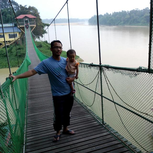 Jambatan-gantung-di-temerloh-banjir-besar-di-temerloh