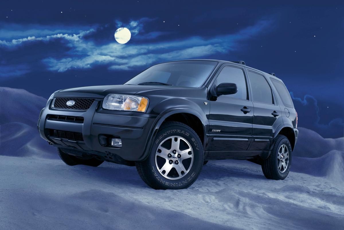 Blogue Concessionnaires Ford: 2001 / 2004 Ford Escape, au rappel