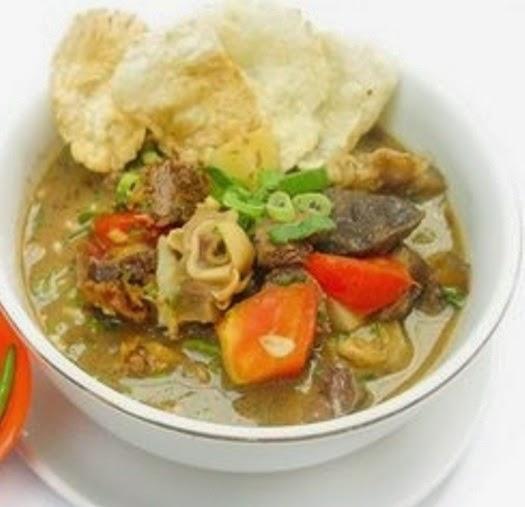 resep cara membuat soto betawi asli jakarta paling enak