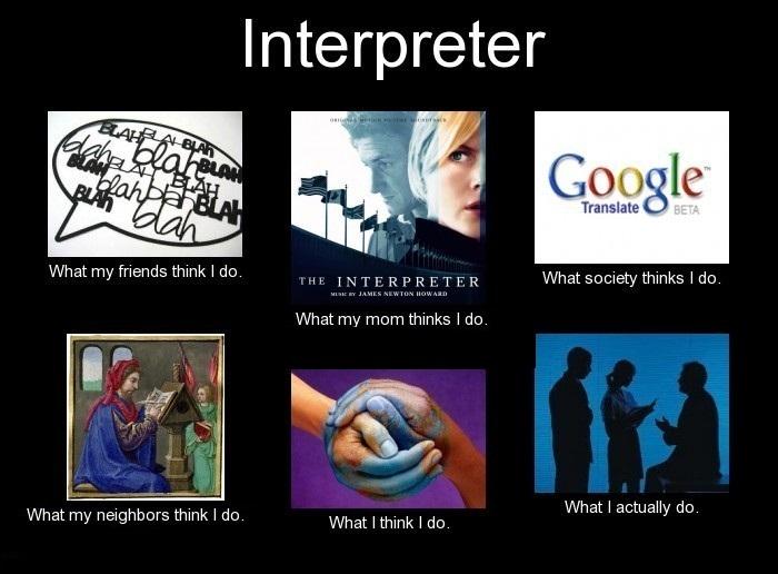 interpretamerica: one profession, one voice: selling the interpreting profession to the public