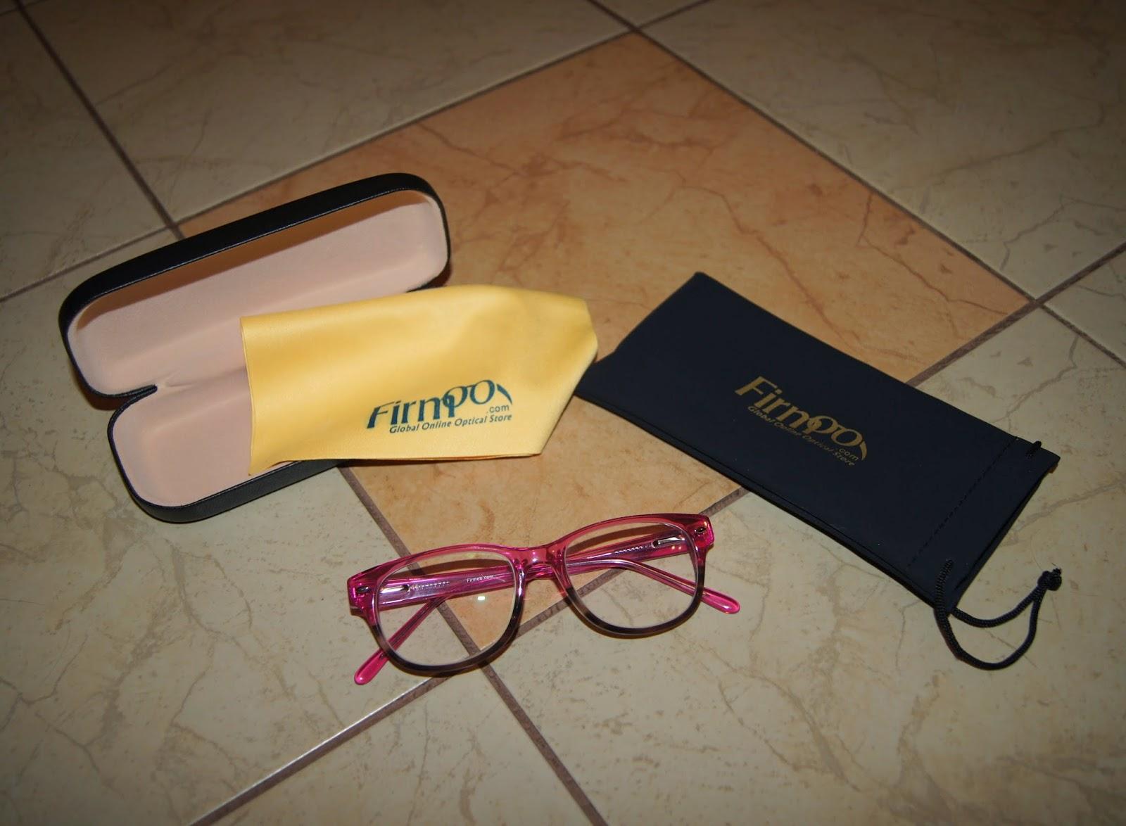 Okularki z firmy Firmoo