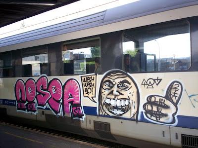 wesh graffiti