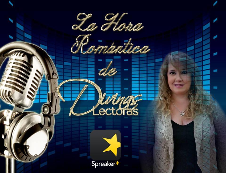 Entrevista La Hora Romántica de Divinas Lectoras