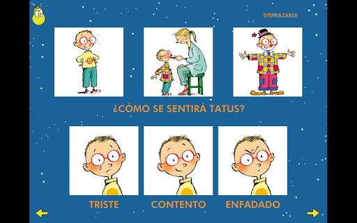 iSecuencias para Android e iPad, Aplicación de Aprendizaje para niños