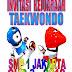 INVITASI KEJUARAAN TAEKWONDO SMP 1 CUP 3 - 2012