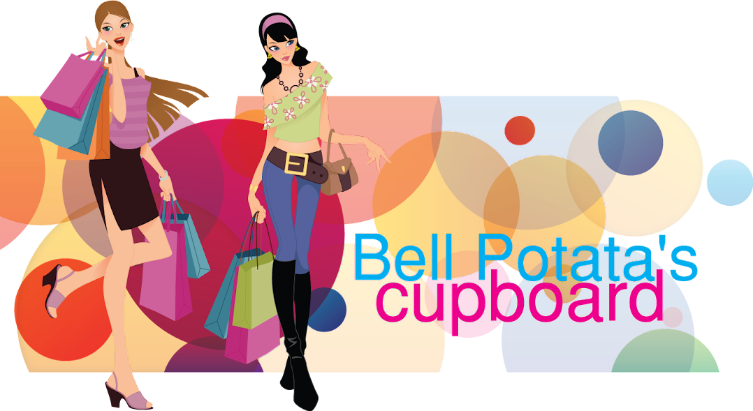 bell potata's cupboard