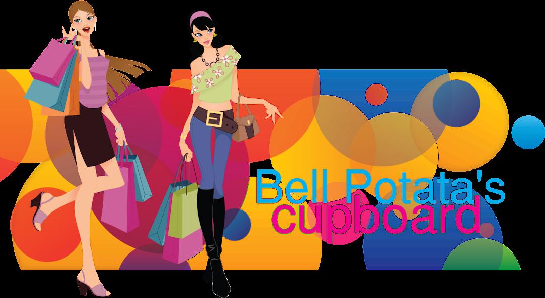 bell potata's cupboard