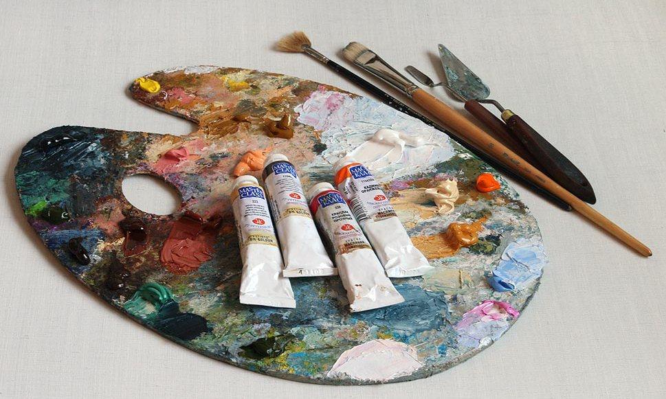 Масляная краска сделать своими руками 13